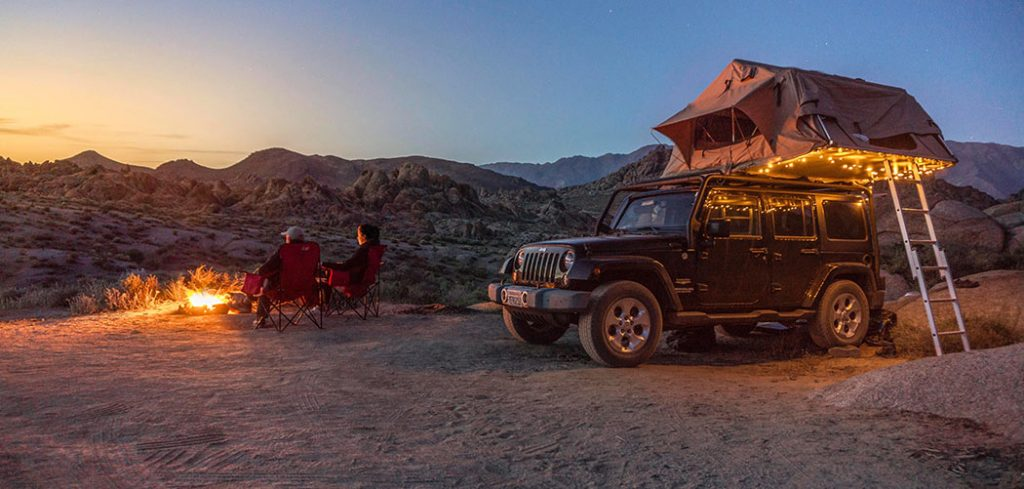 The Ultimate Camping Guide for Rooftop Tent Beginners