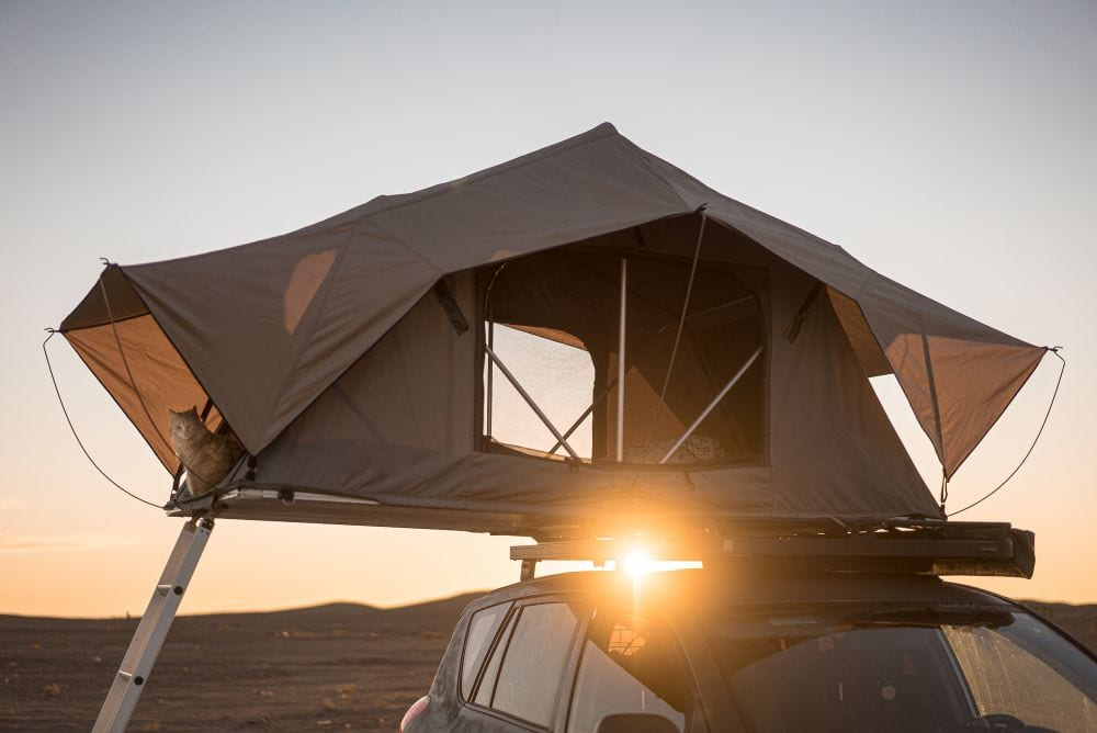 Budget Rooftop Tents