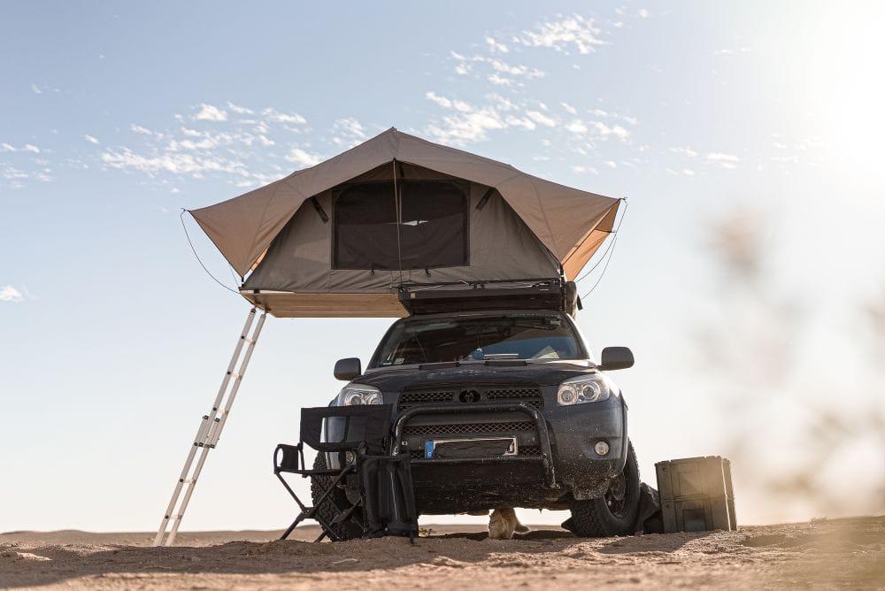 Thule Tepui rooftop tents