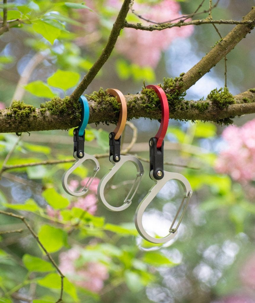 HeroClip, A Carabiner That Can Do More