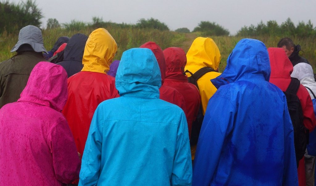 frequently asked questions about raincoats
